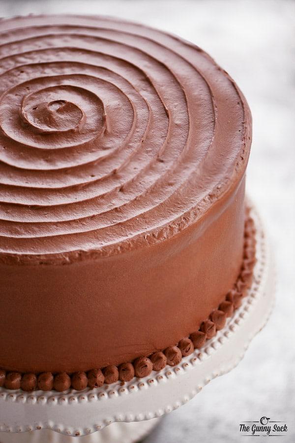 Best Chocolate Layer Cake Recipe