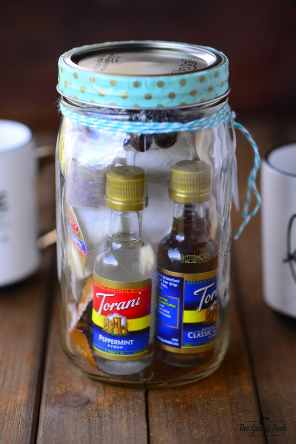 Coffee Lovers Gift In A Jar