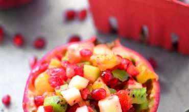 Pomegranate Fruit Salsa