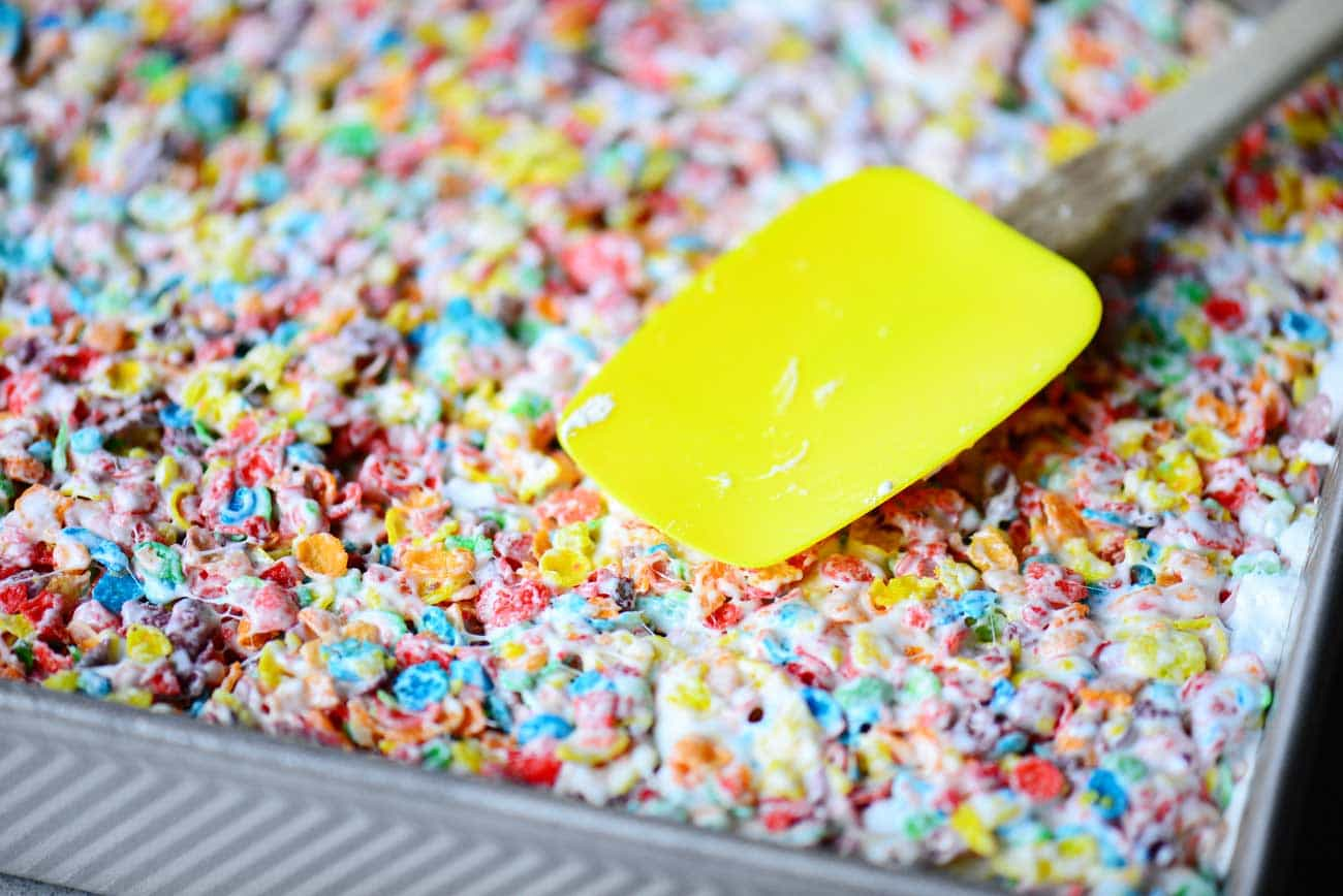 Fruity Pebbles Treats