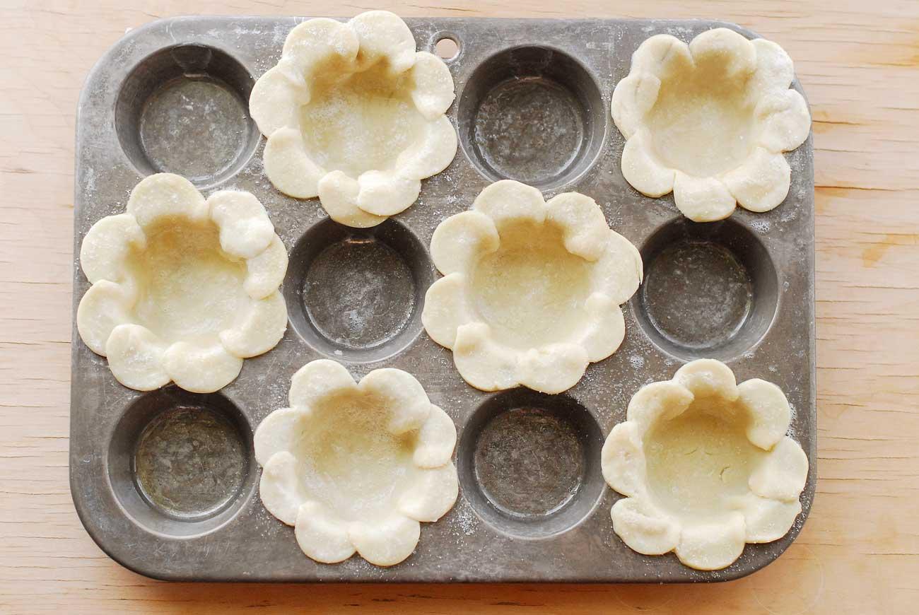 Mini Pie Cups Recipe