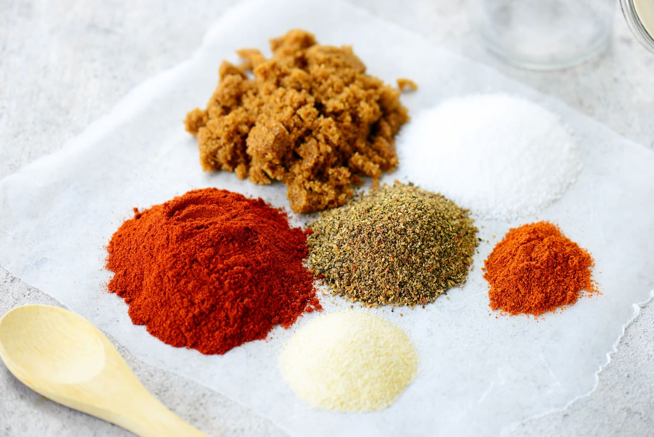 Savory Dry Rub Spices
