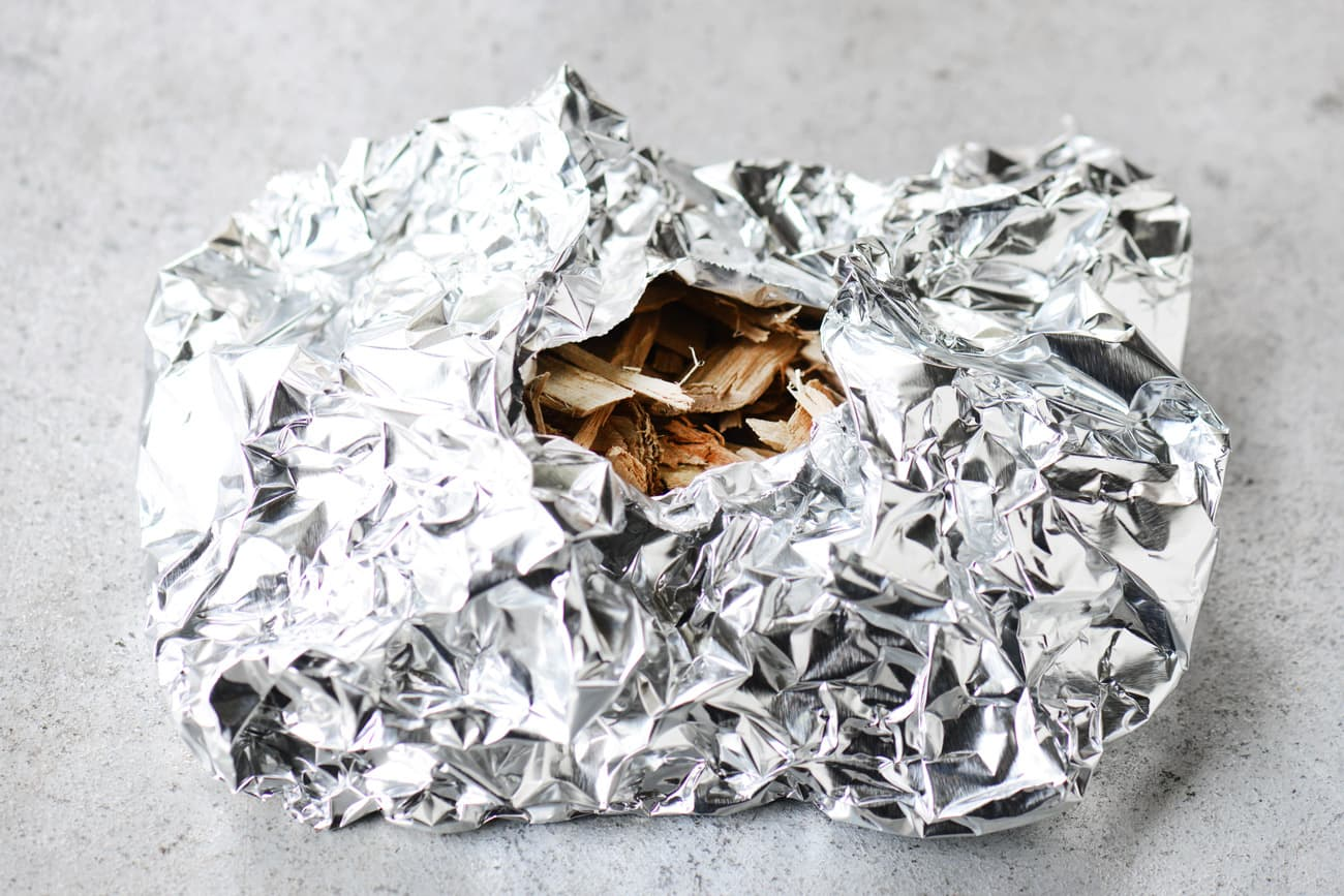 Smoke Bomb Foil Packet