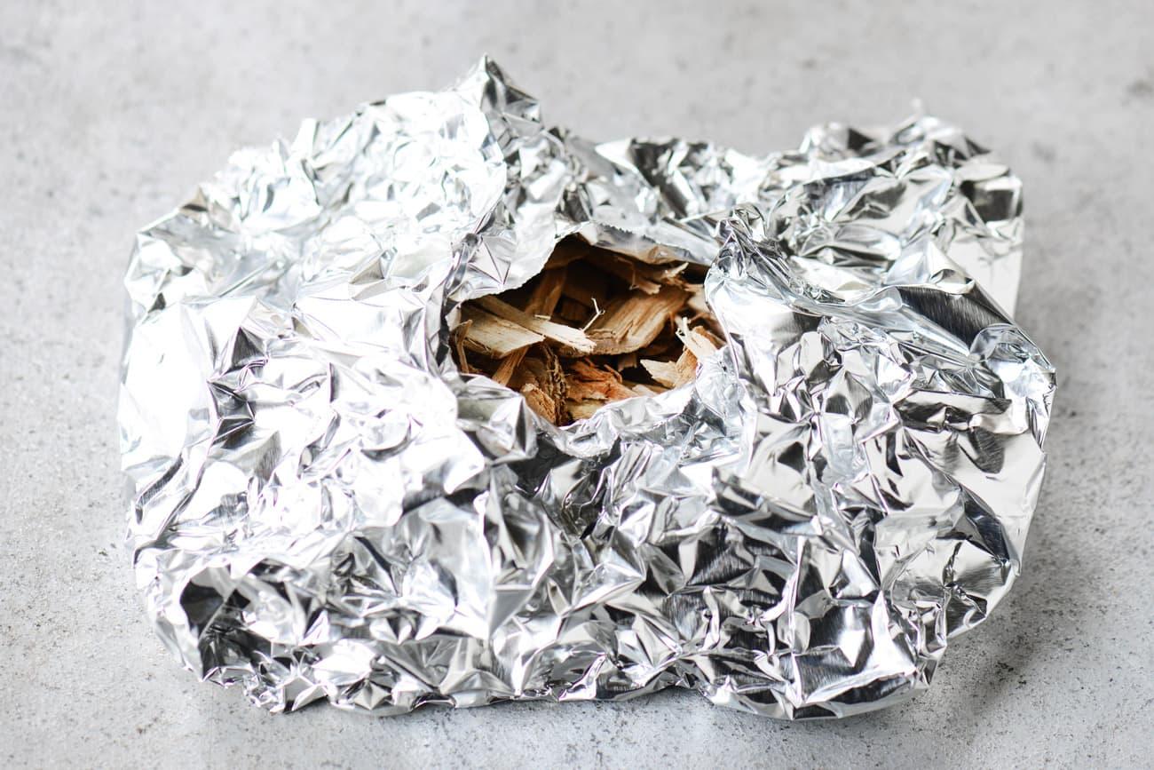 Smoke Bomb Foil Packet