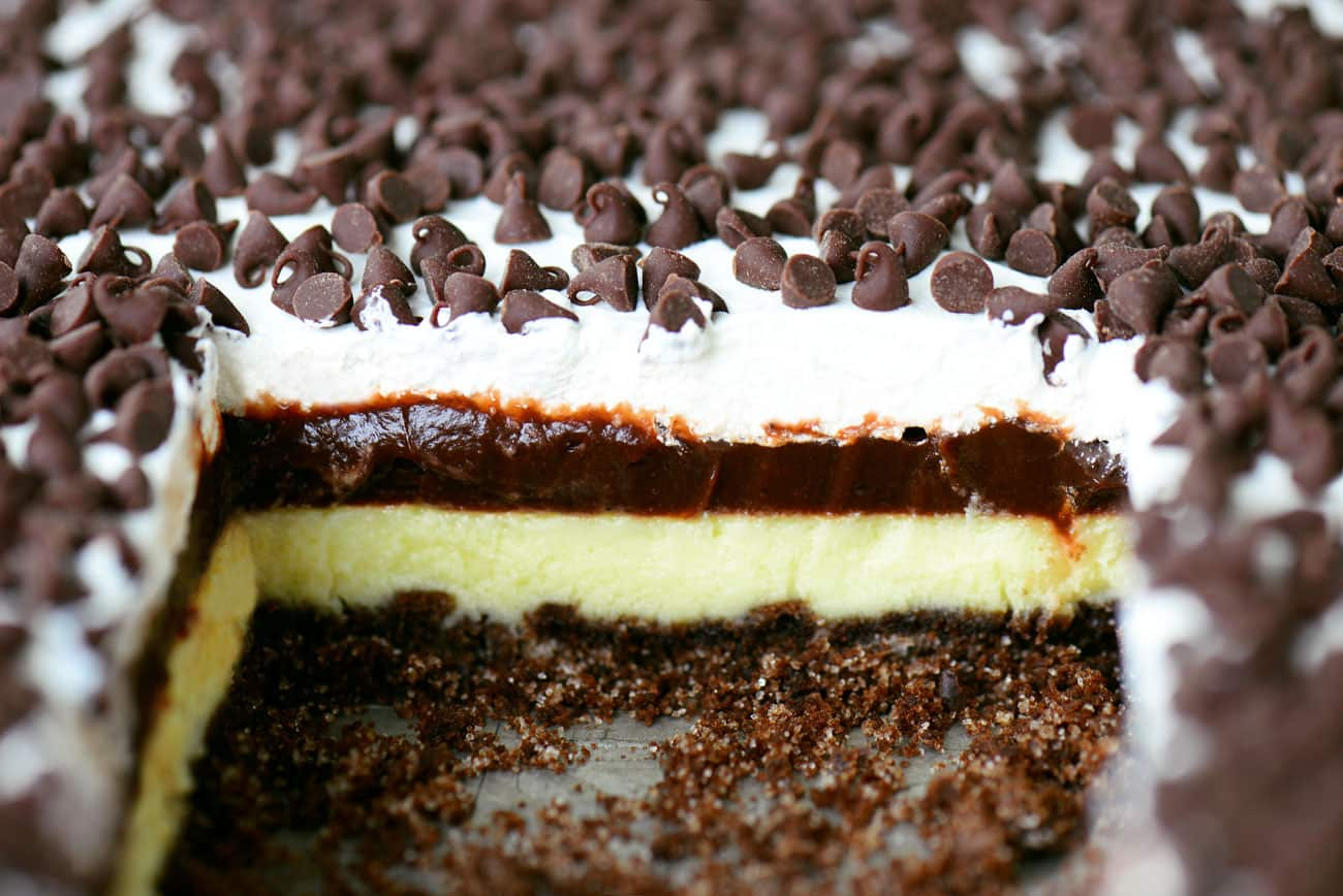 Chocolate Cheesecake Dessert Recipe