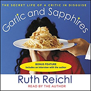 garlic and sapphires book