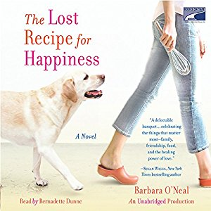 lost recipe for happiness book