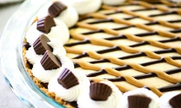 Peanut Butter Pie Recipe with Video