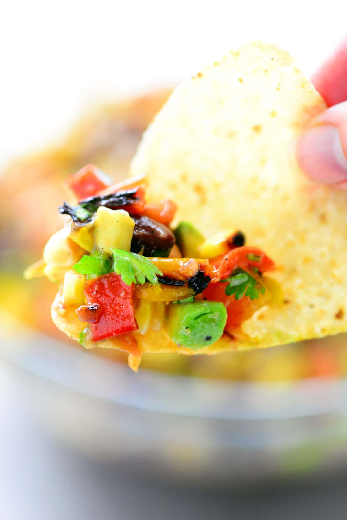 Grilled Cowboy Caviar Recipe