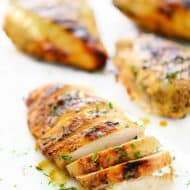 Garlic and Herb Chicken Marinade Recipe