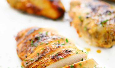 Garlic and Herb Chicken Marinade Recipe
