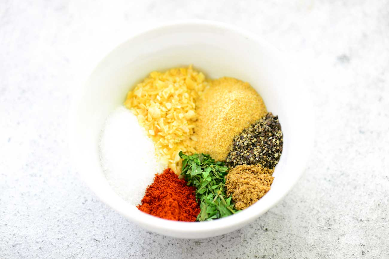 Garlic and Herb Chicken Marinade Spices