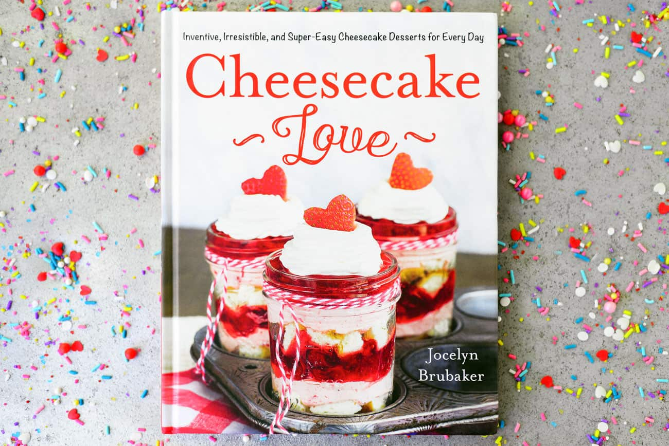 Cheesecake Love Cookbook