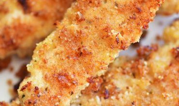 Garlic Parmesan Chicken Tenders