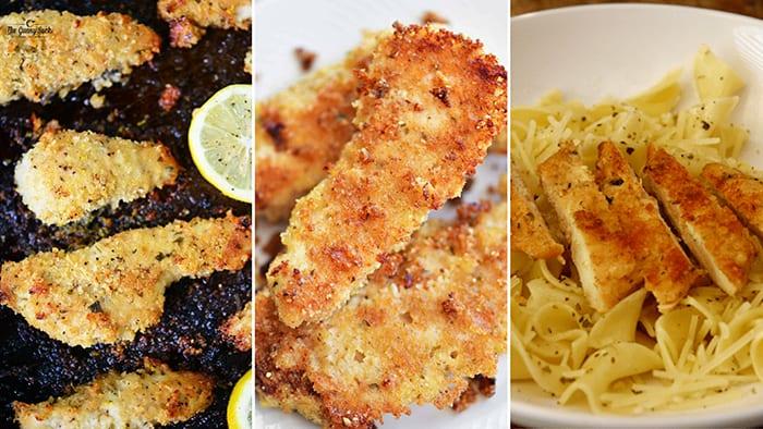 chicken tenders recipes