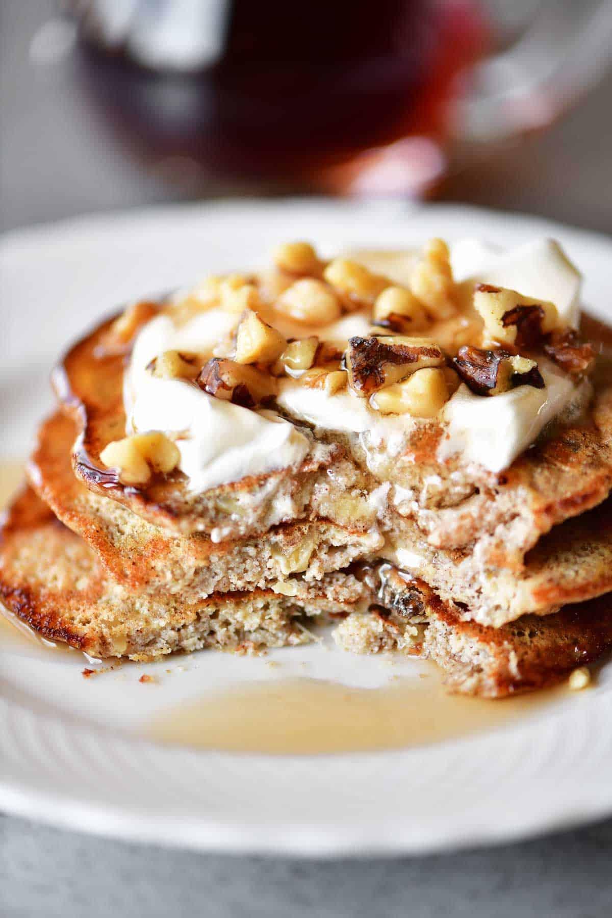 Banana Pancakes Recipe Gluten Free Keto