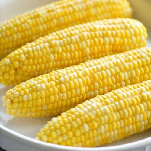 Boiled Corn On The Cob The Gunny Sack