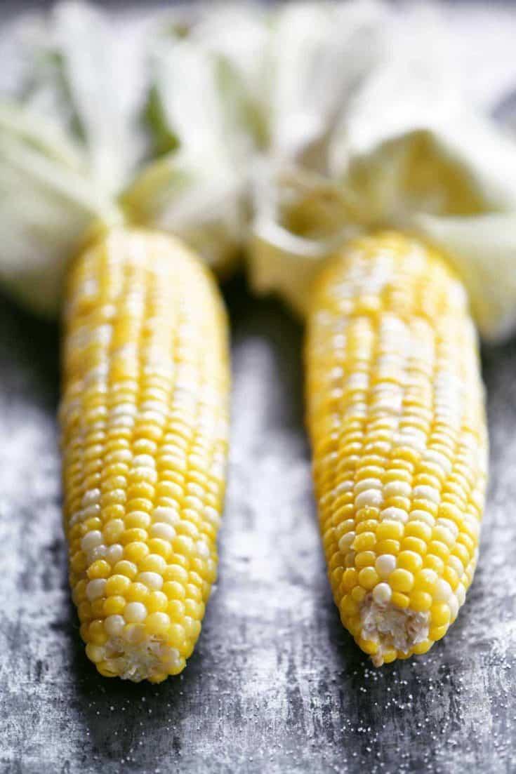 Microwave Corn On The Cob Gunny Sack