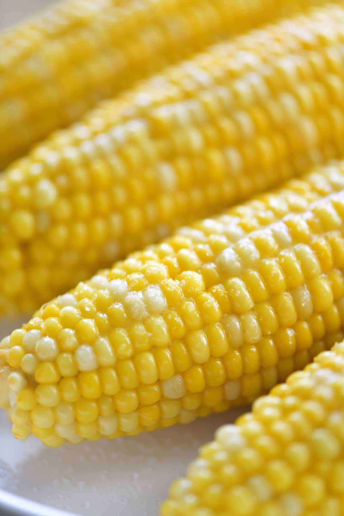 recipe for how long to boil corn on the cob