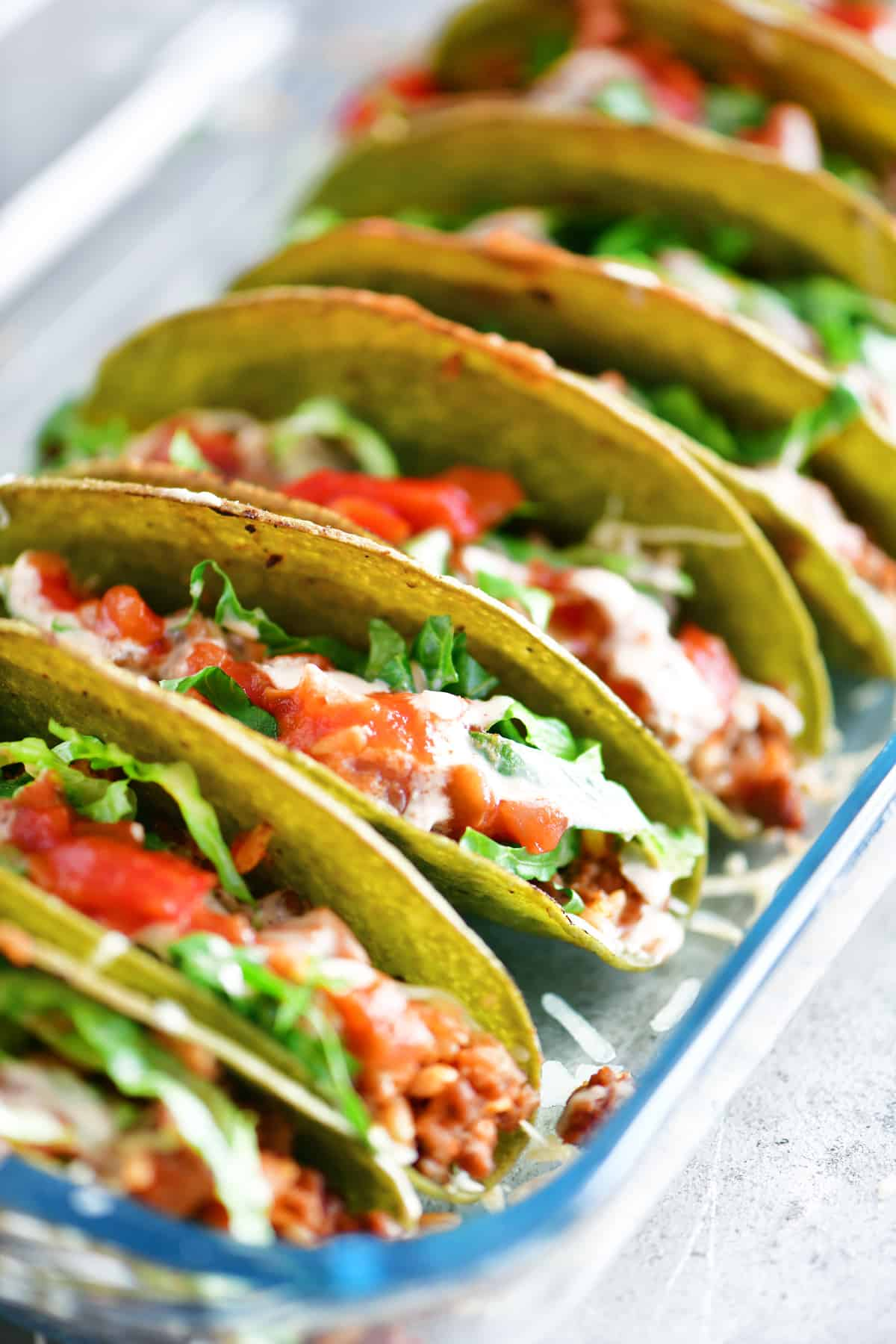 oven baked taco recipe with beef