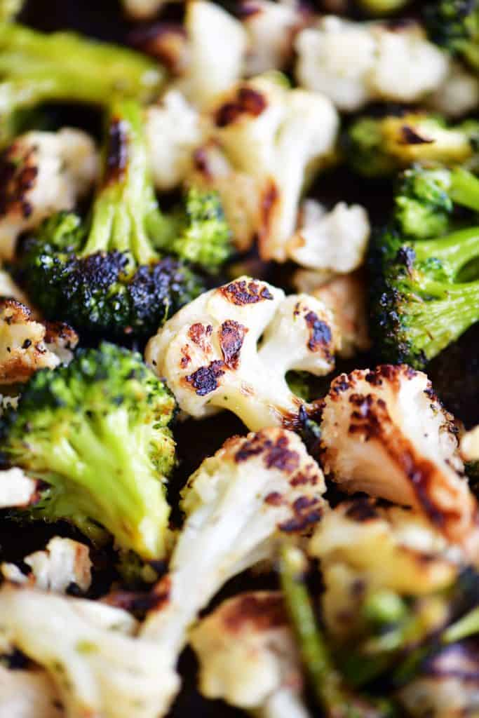 Oven Roasted Vegetables - The Gunny Sack