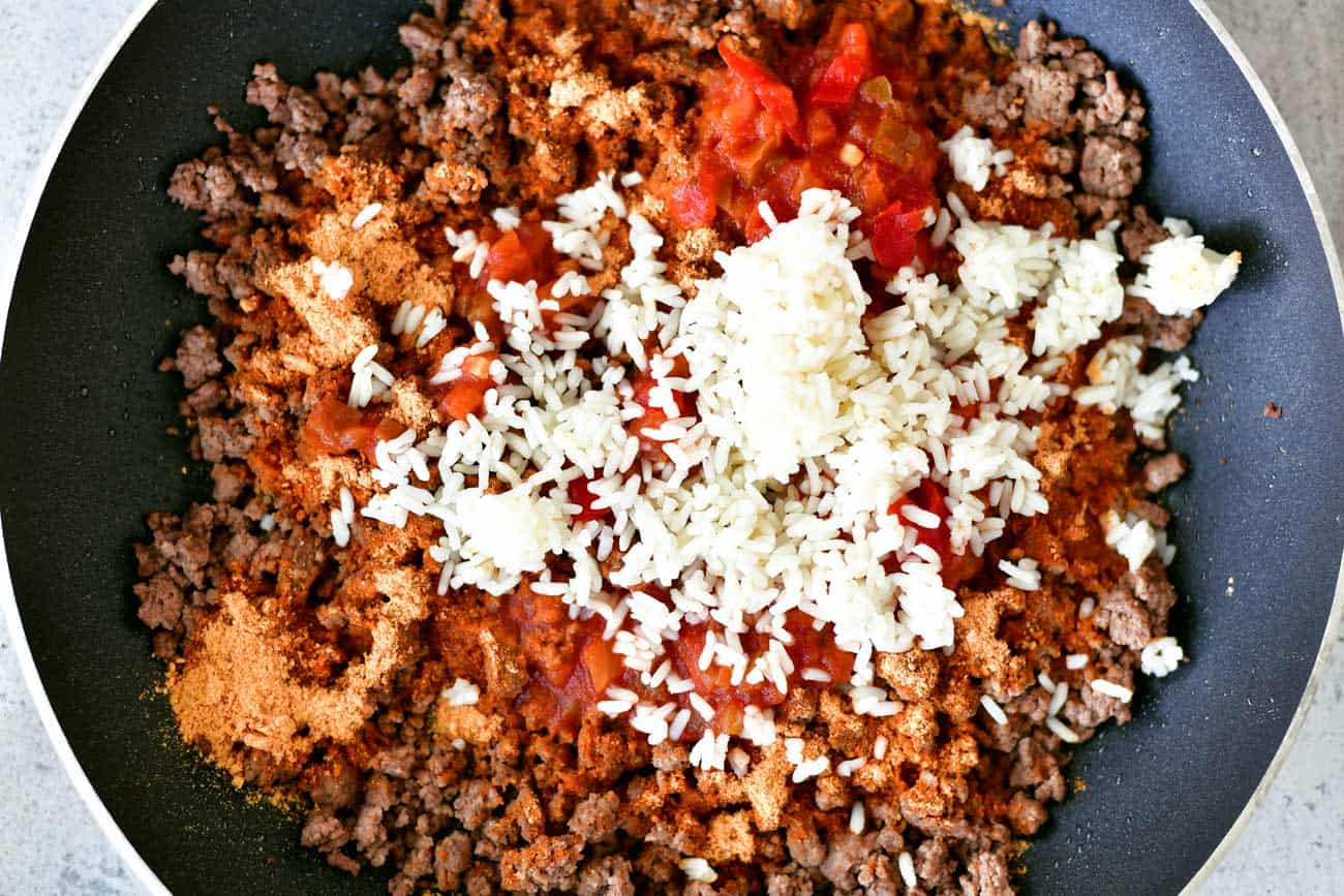 taco meat for oven baked tacos