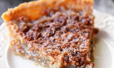 Easy Pecan Pie Without Corn Syrup