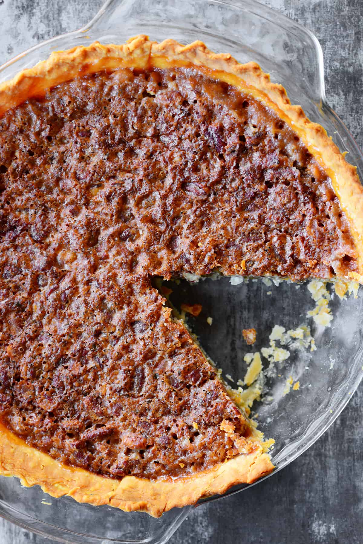 pecan pie recipe easy
