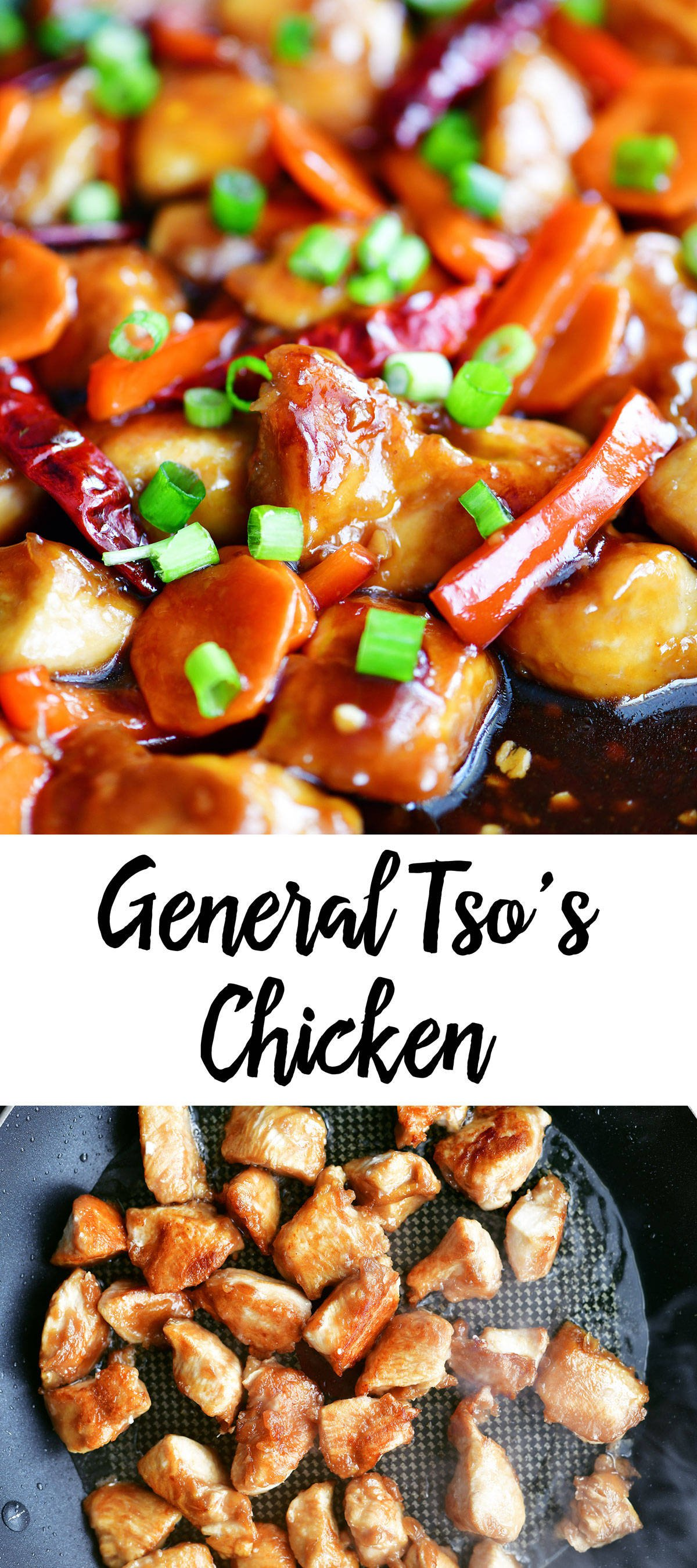general tso chicken pin