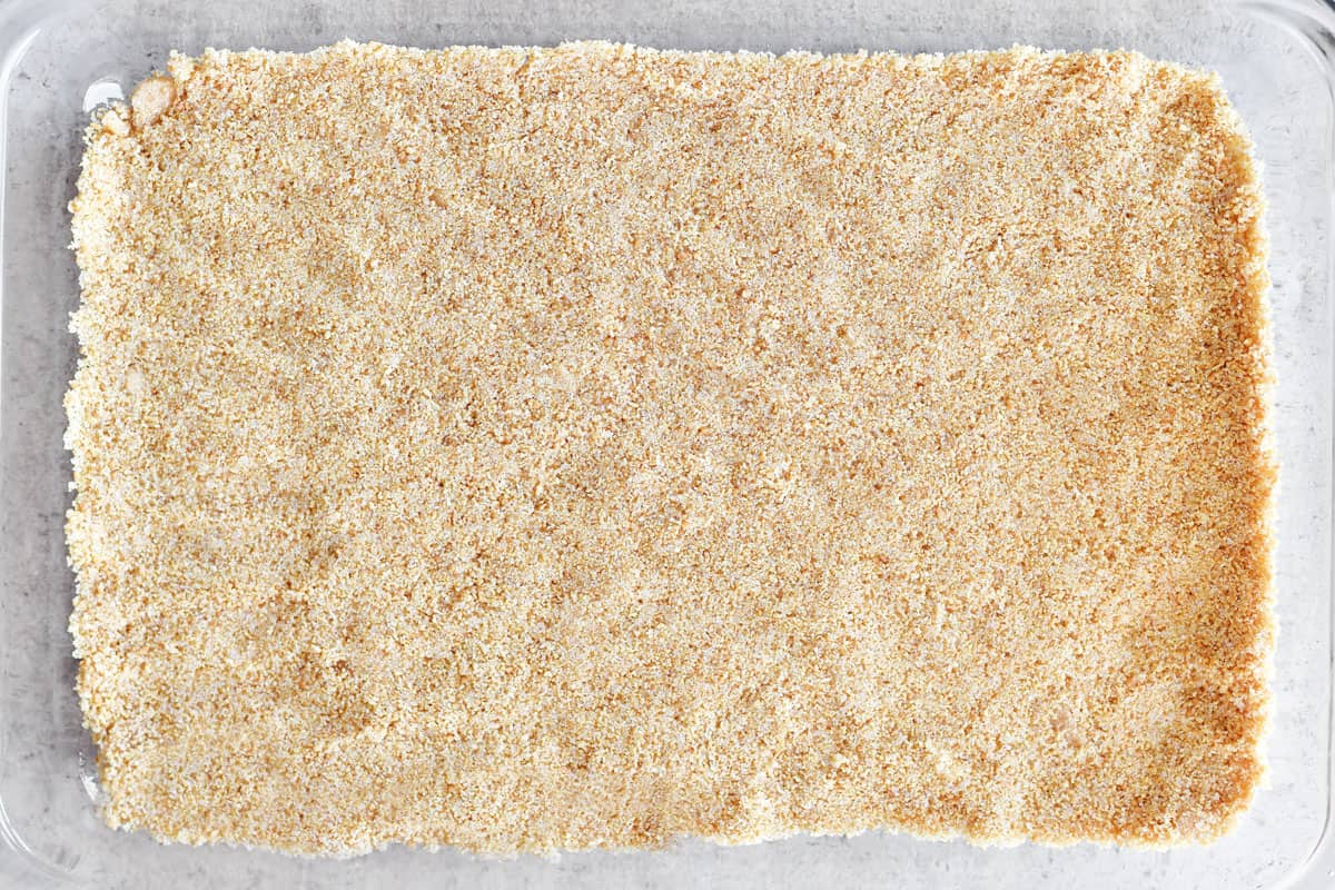 graham crackers crust