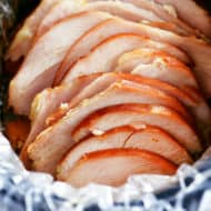 Slow Cooker Ham Recipe