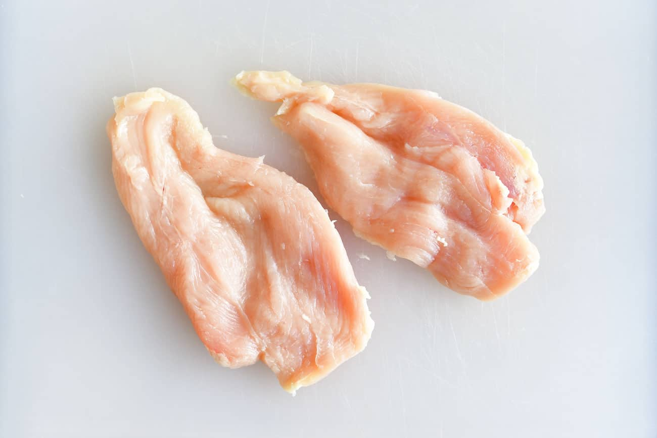 butterflied chicken breast
