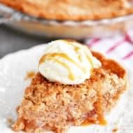 Recipe For Dutch Apple Pie