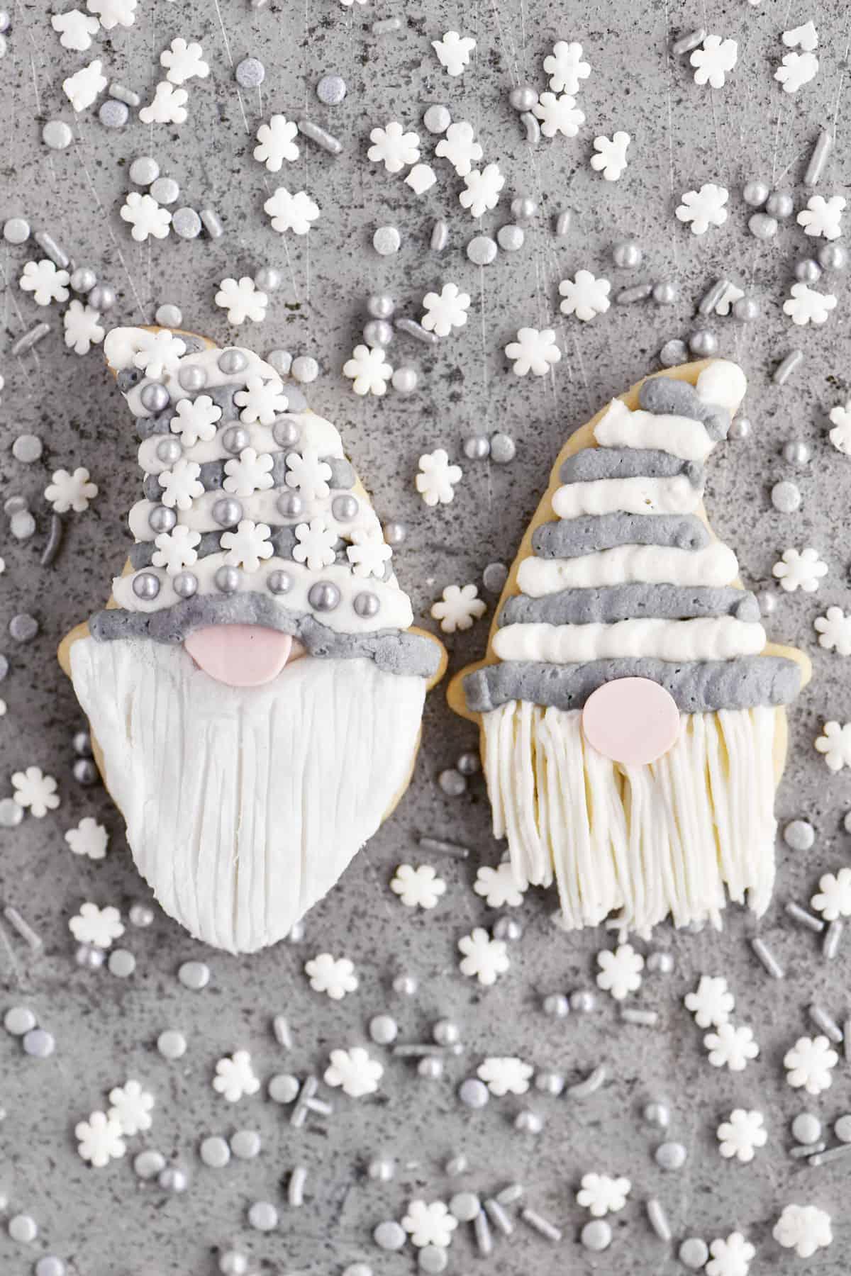 gnomes cookies