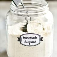 Homemade Bisquick Copycat Recipe