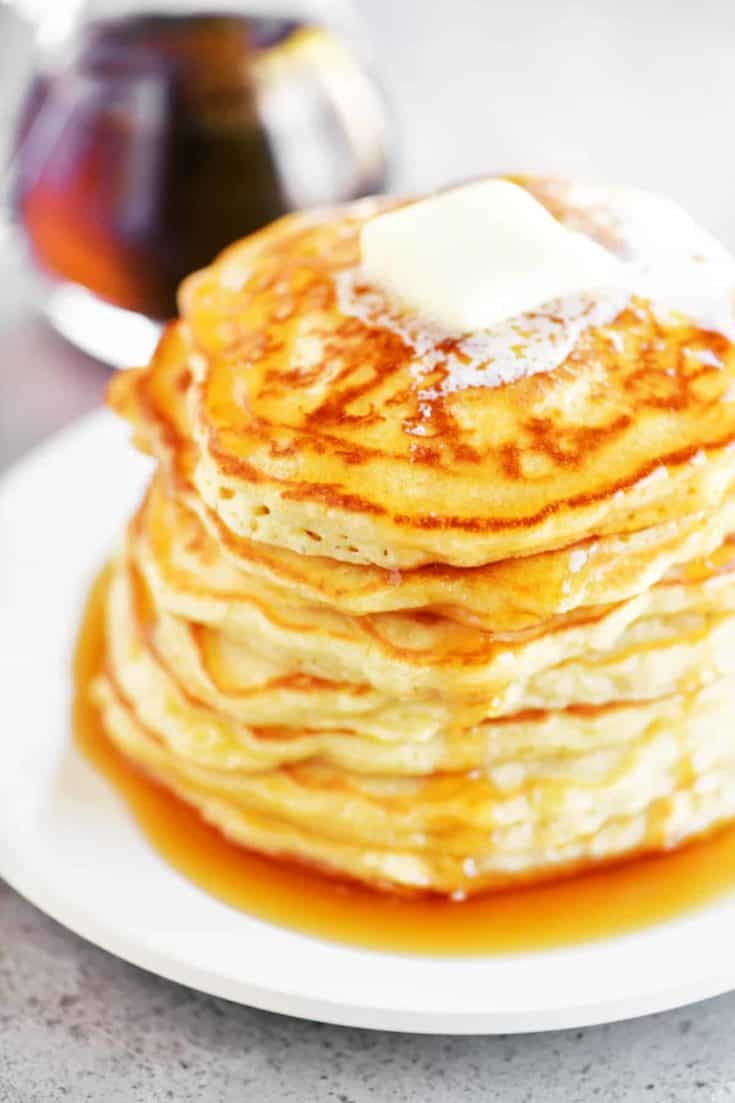 Pancake Recipe With Bisquick The Gunny Sack