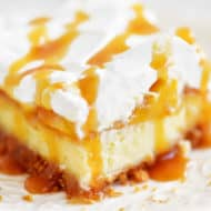 Peach Cheesecake Dessert