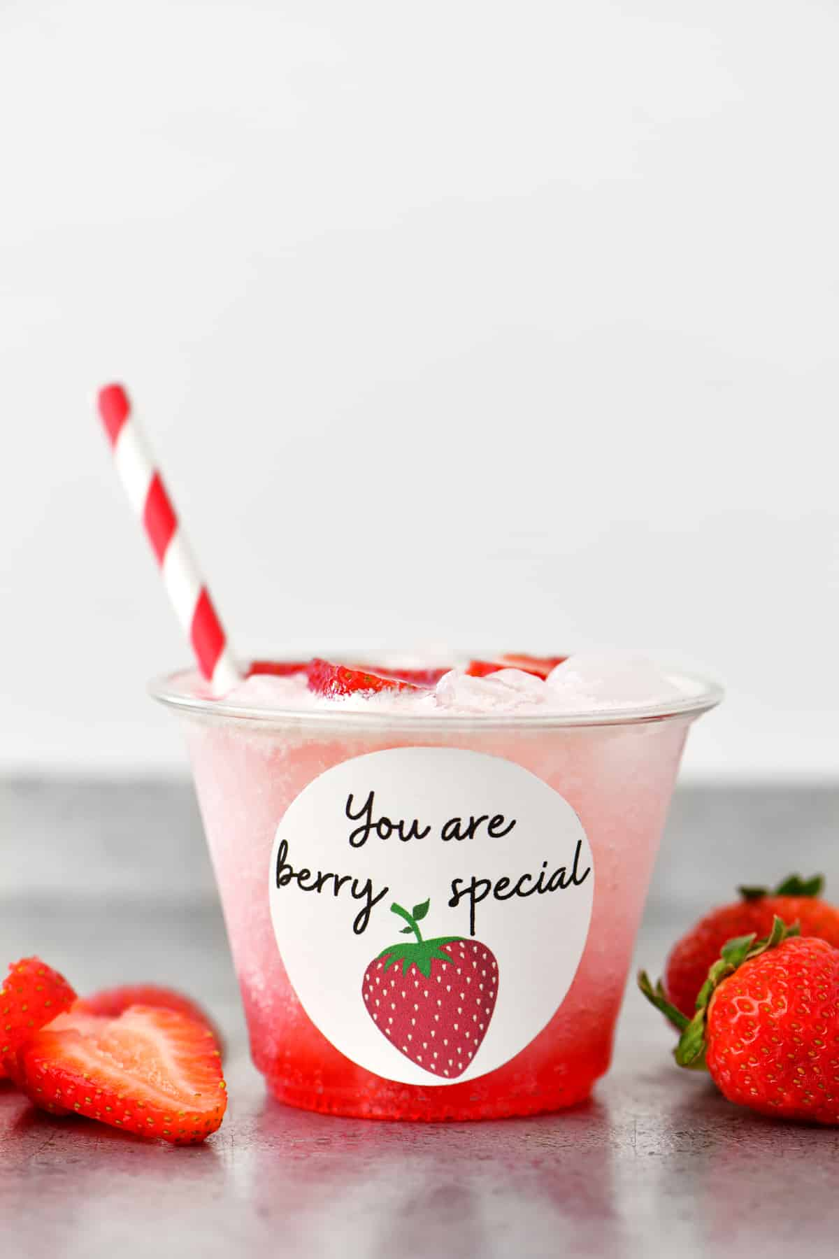 you are berry special drink