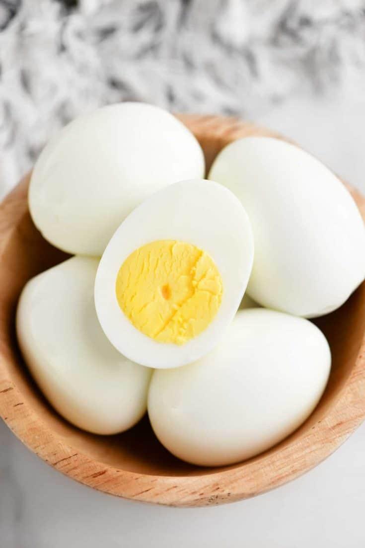 How Long To Boil Eggs - The Gunny Sack